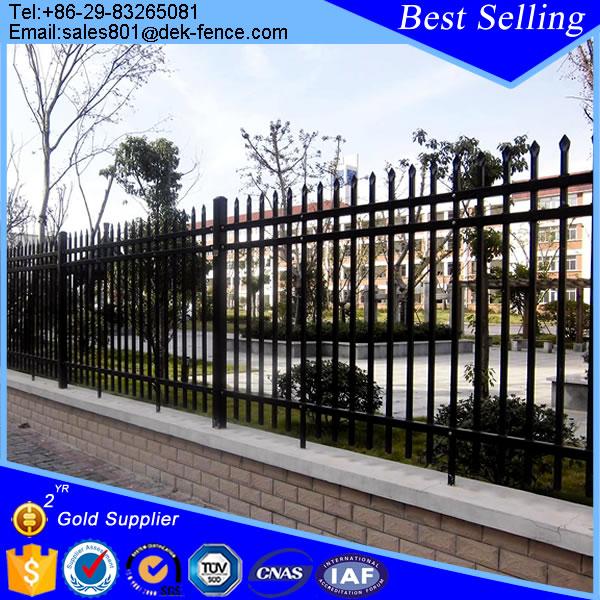 Idées pour le jardin de luxe fer acier treillis clôture-Clôtures ...