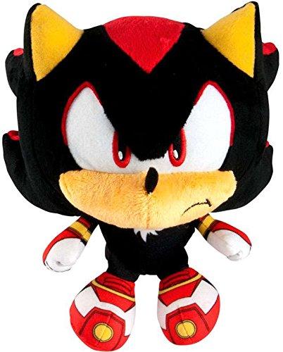 """Sonic The Hedgehog Sonic Boom Shadow Super Deformed 6"""" Plush"""