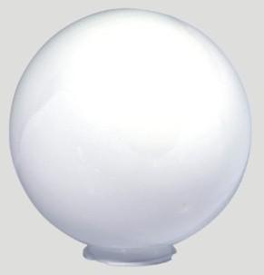 Moderne En Plastique Blanc Globe Lampe Murale De Jardin E27 ...