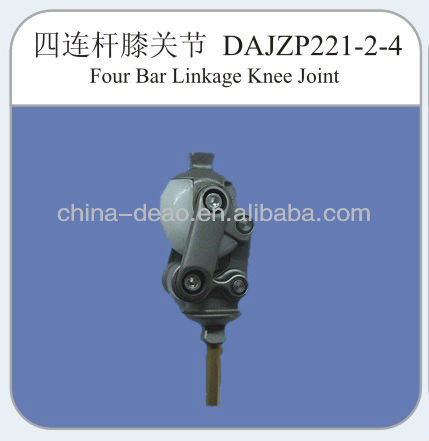 titanium artificial knee joint