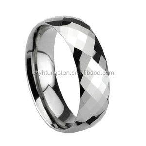 Cheap Tungsten Engagement Ring Comfort Fit Tungsten Ring for Men Accept Mix Order