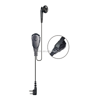 Invisible Fake Earphone Micro Wireless Acoustic Ear Tube Spy Earpiece