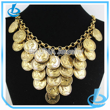 Gypsy Gold Coin Necklace Gypsy Gold Coin Necklace Suppliers and