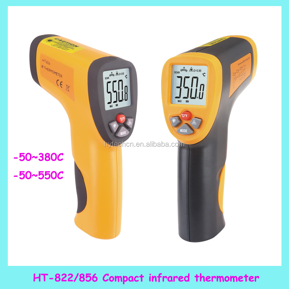 HT-822 Non contact temperature sensor infrared thermometer gun - KingCare | KingCare.net