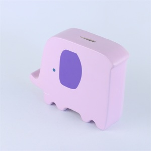 Best Selling Lovely Gift Ceramic Pink Piggy Coin Bank Wholesales