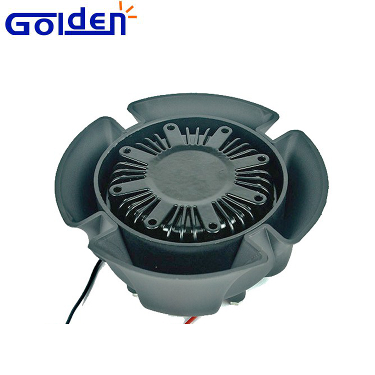 New design 100w police car siren speaker made in China