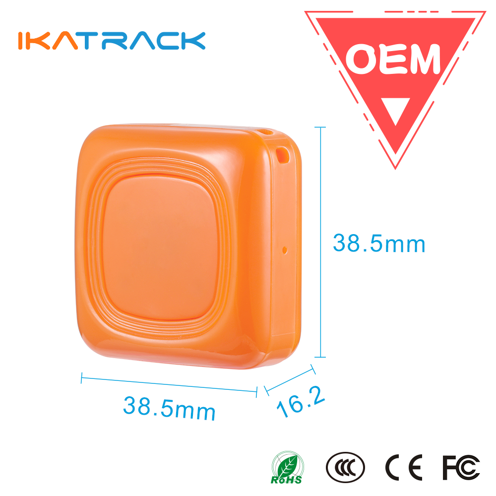 K01 Tracker for pet gps trackers with free tracking software