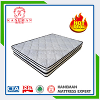 Best selling 10inch happy dream pocket spring mattress