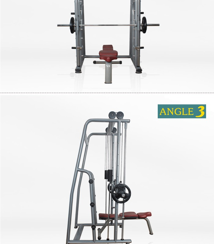 Hot Sale Commercial Gym Fitness Equipment For Smith ...