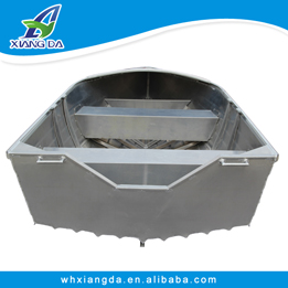 for fishing entertainment full aluminum fishing <strong>boat</strong>