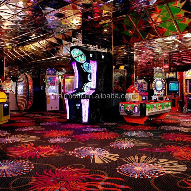 top brand used casino carpet, high quality top brand used casino carpet