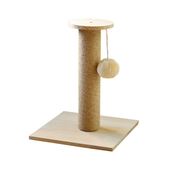 High quality low price natural cat tree house/Cat climbing frame