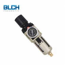 Alibaba High Quality AW series SMC type Air Filter Regulator with pressure gauge
