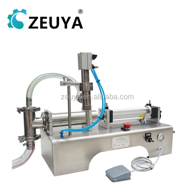 Hot Sale Automatic herbal hair oil bottle filling machine CE Approved G1WY