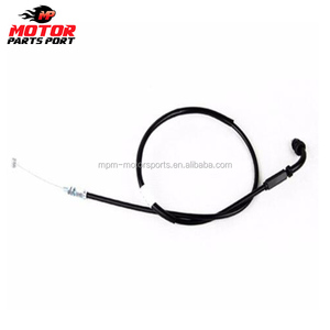 Universal Aftermarket Motorcycle spare parts throttle cable for CG125
