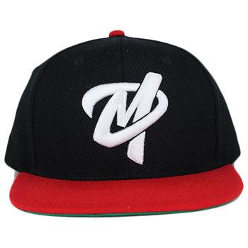 Custom China cheap 3d puff raised embroidery design 6 panel snapback hats  caps bulk premium online 1e99755b5f7