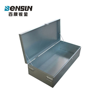 China OEM Portable good Quality Metal Custom Aluminum storage tool box