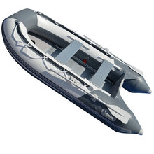 Professional design pvc inflatable boat pontoon boats