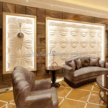 Eco Friendly Prices Gypsum Board Decorative Wall Panels For Walls Interior Paneling Price Pvc Panel Product