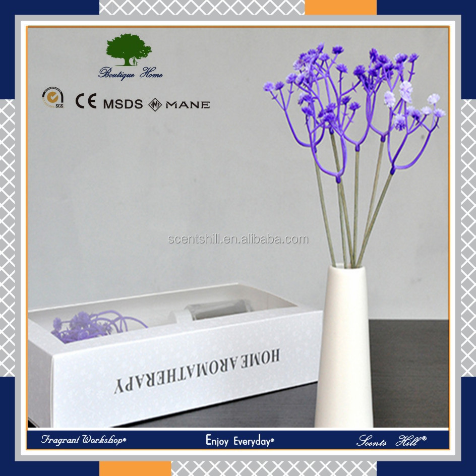 Factory direct aroma 30ml baby's breath fragrance fresh reed diffuser