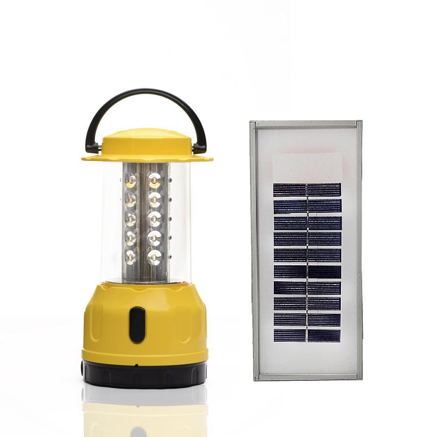 Solar Lantern With Mobile Charging And Touch Button : Solite 44 ...