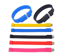Bulk 512MB USB Flash Drives Wristband Flash Memory Large in Stock