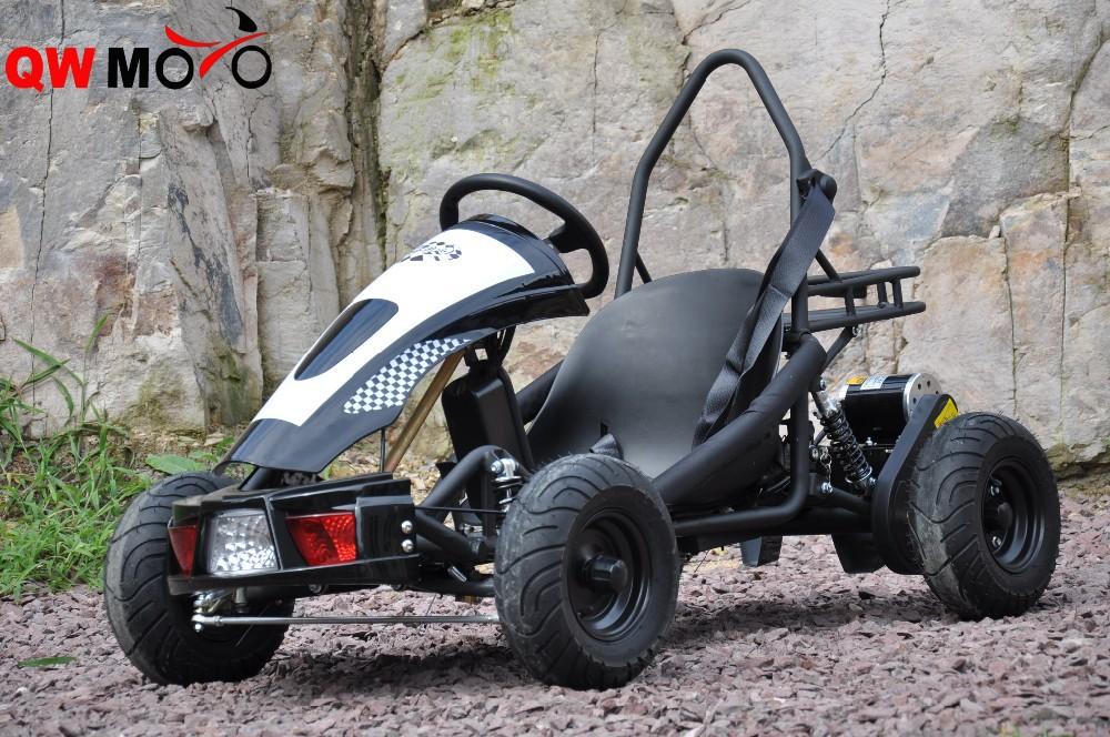 Cheap 500w 800w 1000w Electric Mini Racing Kids Go Kart Buggy For ...
