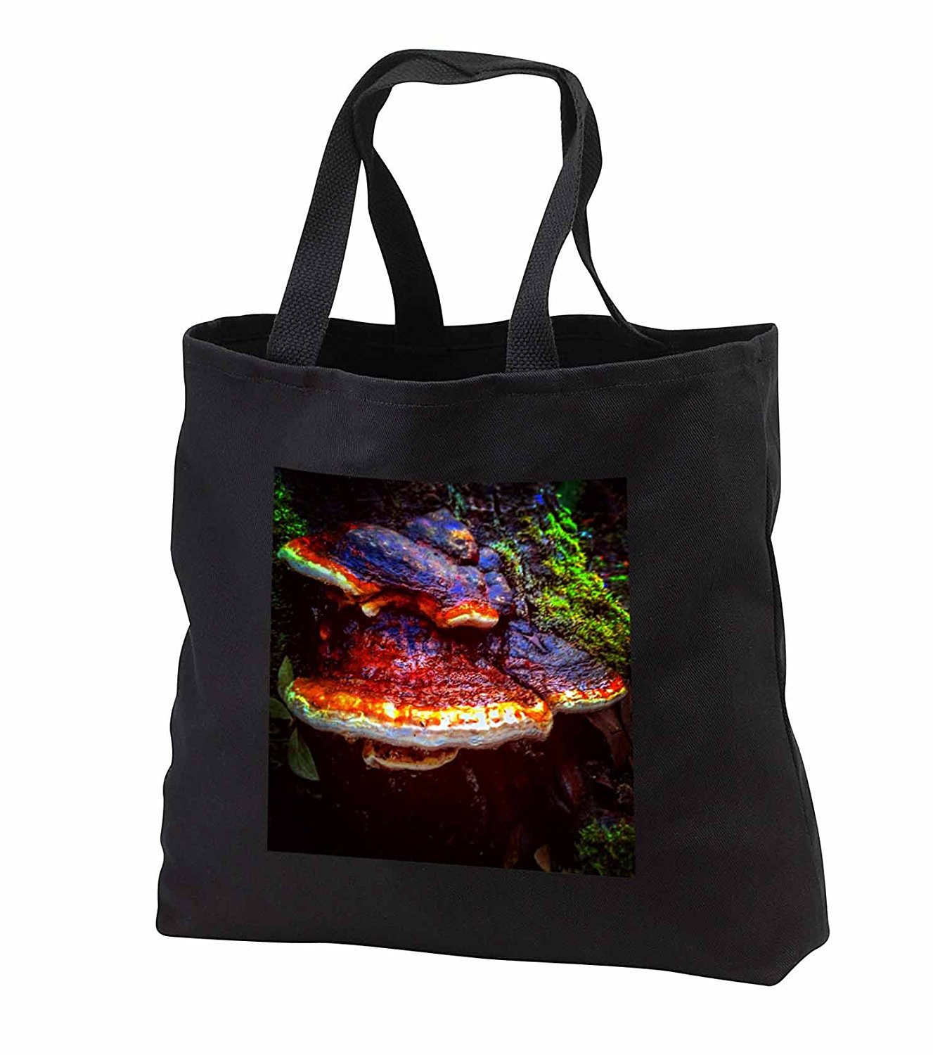 tb_245702 DYLAN SEIBOLD - PHOTOGRAPHY - TREE FUNGUS - Tote Bags