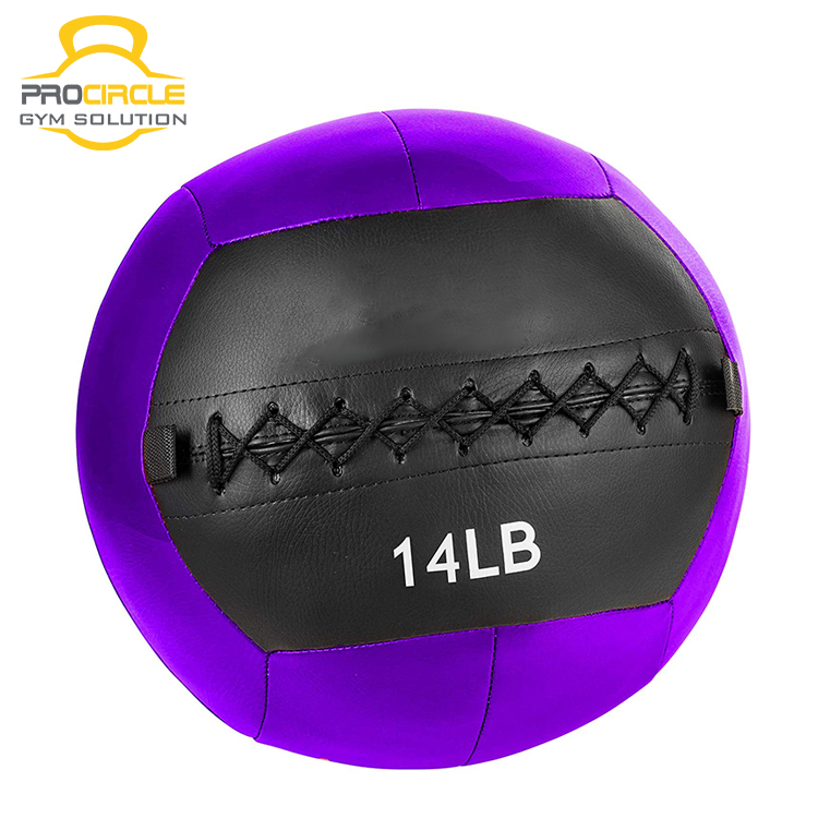 ProCircle Soft Medicine Balls for Wall Balls and Full Body Dynamic Exercises