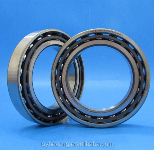 Matched Set of Two NSK 7203CTYNSULP4 Abec-7 Super Precision Spindle Bearings.