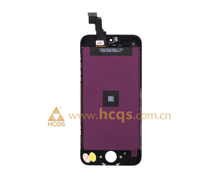 HCQS new product clone mobile repair parts touch screen for iPhone 5C digitizer lcd oem