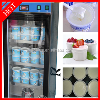 industrial yogurt machine