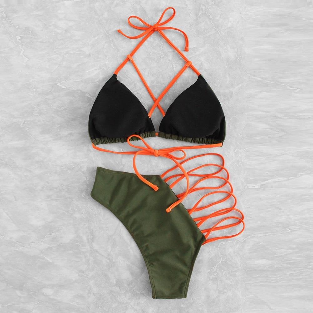 ขายส่งโรงงานที่กำหนดเองผู้หญิง Micro Bikinis เซ็กซี่โปร่งใส micro บิกินี่ชุดว่ายน้ำ