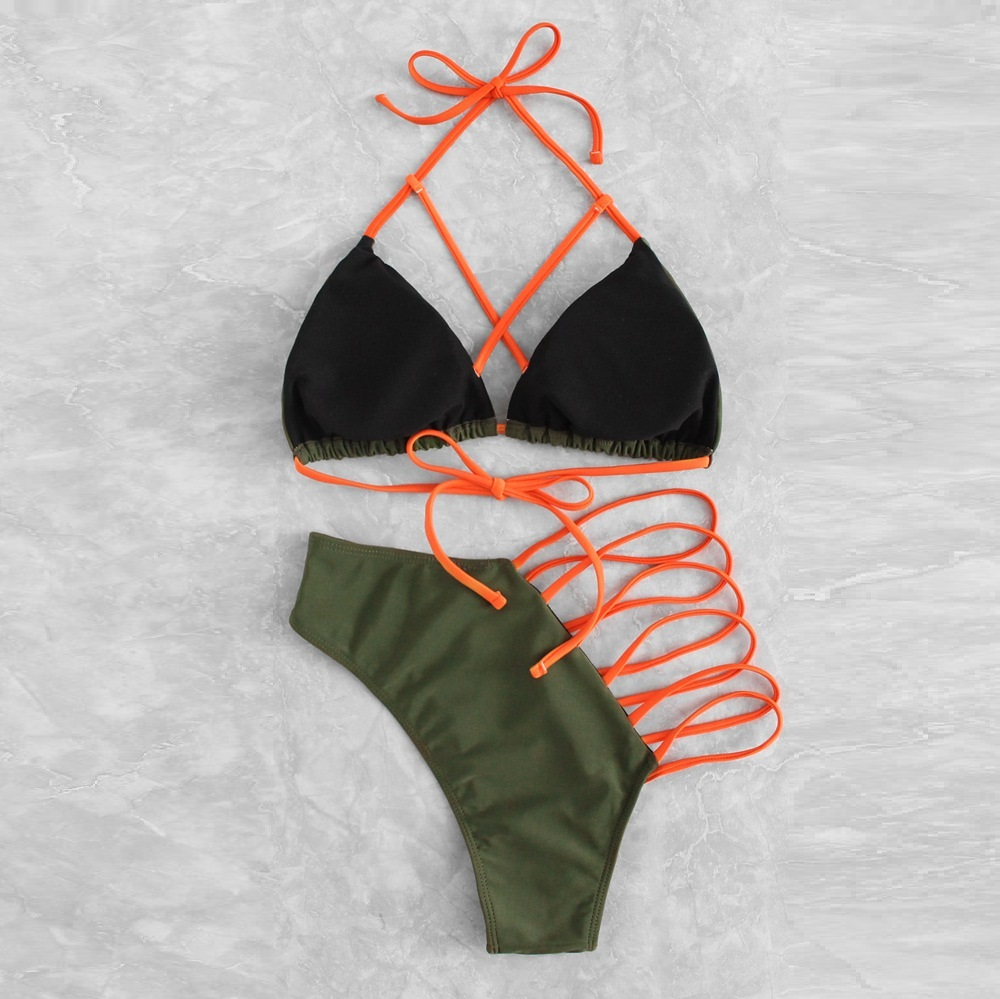 Großhändler fabrik nach frauen Micro Bikinis Sexy Transparent micro Bikini Badeanzug