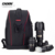 OEM Black Stylish Waterproof Large Camera Backpack