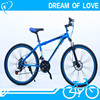 26 inch disc brake cheap mountain bicycle, high quality mountain bicycle