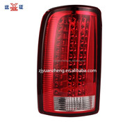 LED GMC Tail Lamp 2000-2007 Rear Lights Red&Smoked Factory Price