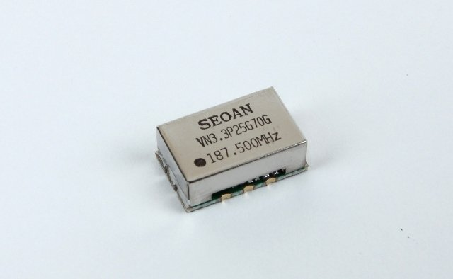 Crystal Oscillators-Voltage controlled Crystal Oscillators