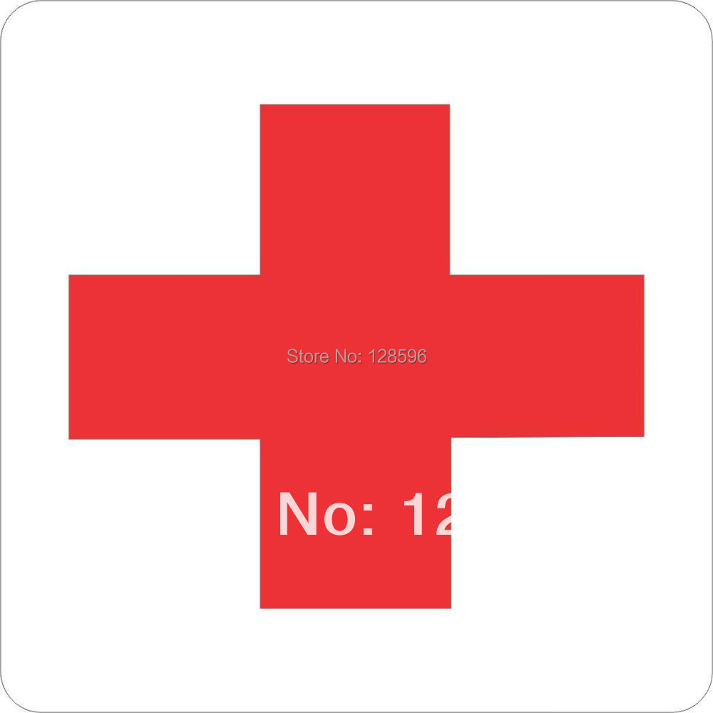 achetez en gros croix rouge autocollant en ligne des grossistes croix rouge autocollant. Black Bedroom Furniture Sets. Home Design Ideas