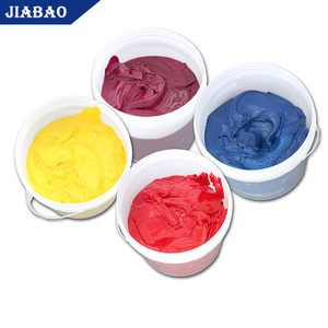 screen printing eco-friendly plastisol ink for garment printing