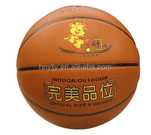 outdoor pvc material basketball