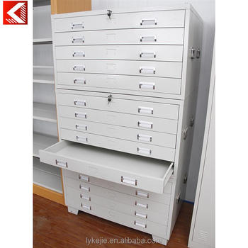 steel storage map paper cabinet/drawing filing cabinet from china paper filing cabinet