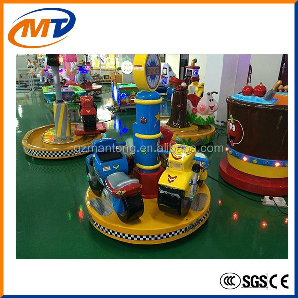 Speed Moto token operated kiddie rides/electric ride on cars/indoor amusement rides
