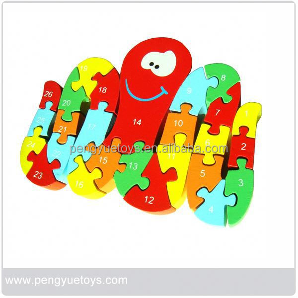 G-7081 folding puzzle table for kids