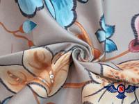 manufacturer Printed microfiber sofa fabric/embroidery fabric for sofa