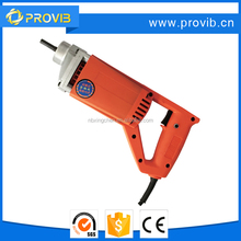 PV35 electric portable concrete vibrator with plastic enclosed