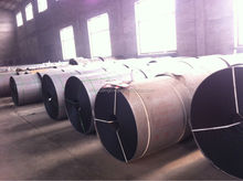 rubber conveyor belt used for PAPER FACTORIES from hebei ssangyong company