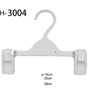 plastic small baby infant clip hangers