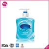Senos With Factory Price Hot Sale 500ML Mini Style Bath Blue Liquid Hand Soap For Man