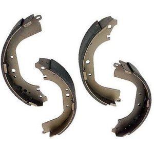 04495-20150 Auto Chassis Parts Brake Shoes Lining Material Locomotive Assembly For Toyota